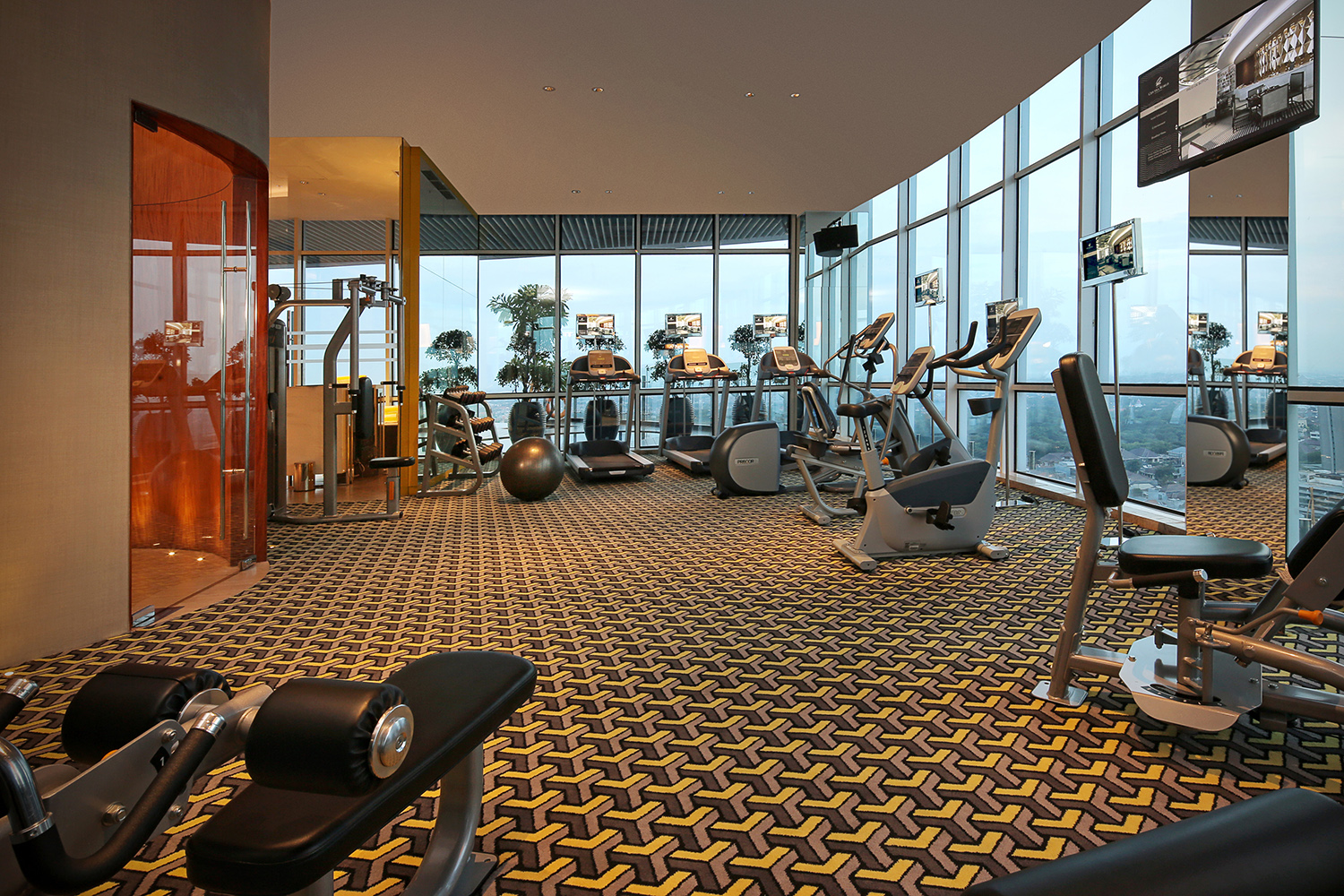 Health Club (Gym)